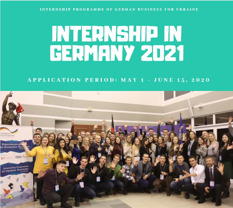 Internship in germany 2021